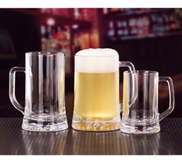 Libbey Glass 2130D1I62 Maxim 21 oz. Beer Glass Mug