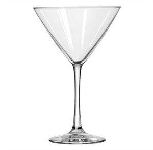 Libbey Glass 7507 Midtown 12 oz. Martini Glass