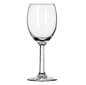 Libbey Glass 8766 Napa Country 6-1/2 oz. Tall Wine Glass
