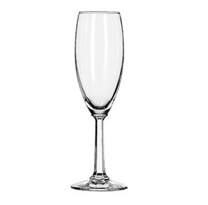 Libbey Napa Country 6 Oz. Flute Glass With Safedge Rim