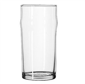 Libbey Glass 1907HT No-Nik 13-1/2 oz. Beer Glass