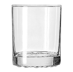 Libbey Glass 23396 Nob Hill 12-1/4 oz. Double Old Fashioned Glass