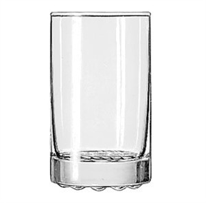 Libbey Glass 23236 Nob Hill 7 oz. Hi-Ball Glass