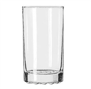 Libbey Glass 23186 Nob Hill 8 oz. Hi-Ball Glass