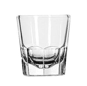 Libbey Glass 5130 5 oz. Old Fashioned Glass