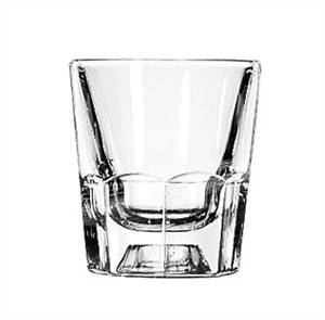 Libbey Old Fashioned Glass 4 Oz.