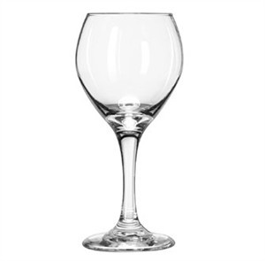 Libbey Glass 3056 Perception 10 oz. Red Wine Glass