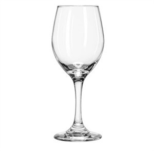 Libbey Glass 3057 Perception 11 oz. Wine Glass