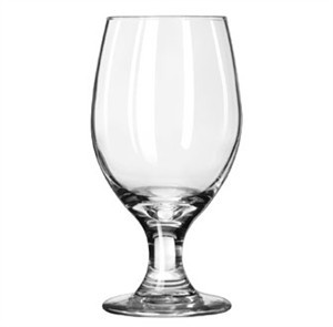 Libbey Perception 14 Oz. Banquet Goblet With Safedge Rim/Foot