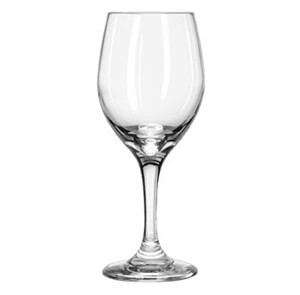 Libbey Glass 3011 Perception 14 oz. Tall Goblet