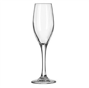 Libbey Glass 3096 Perception 5-3/4 oz. Flute Glass