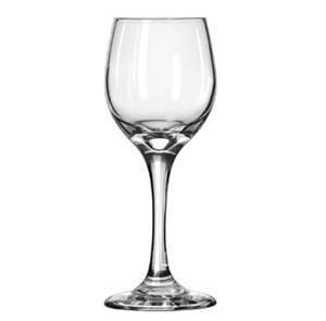 Libbey Glass 3058 Perception 6-1/2 oz. White Wine Glass