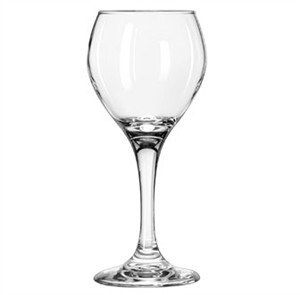 Libbey Glass 3064 Perception 8 oz. Red Wine Glass