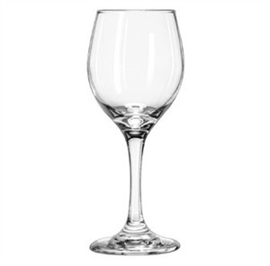 Libbey Perception 8 Oz. Wine Glass With Safedge Rim/Foot