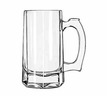 Libbey Glass 5206 Perfect 12 oz. Frothy Lager Stein