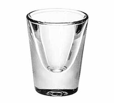 Libbey Glass 5128 7/8 oz. Whiskey Shot Glass