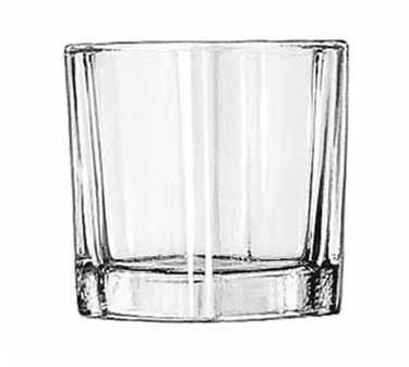 Libbey Glass 5279 Prism 9 oz. Rocks Glass