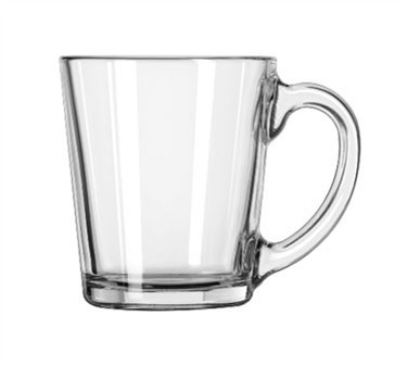 Libbey Glass 5544 All Purpose 13.5 oz. Glass Mug