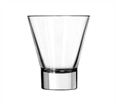 Libbey Glass 11106520 Series V350 11-7/8 oz. Double Old Fashion Glass