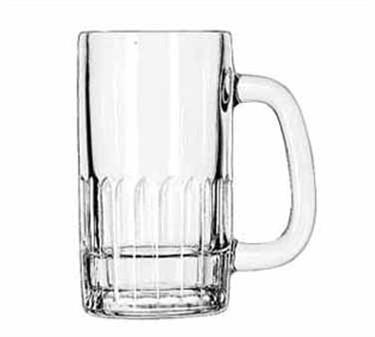 Libbey Glass 5309 Glass 12 oz. Beer Mug