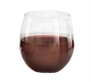 Libbey Stemless 16-3/4 Oz. Red Wine Glass
