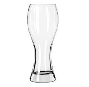 Libbey Straight-Sided 23 Oz. Giant Beer Glass With Safedge Rim