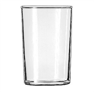 Libbey Glass 58 Straight Sided 6 oz. Seltzer Glass