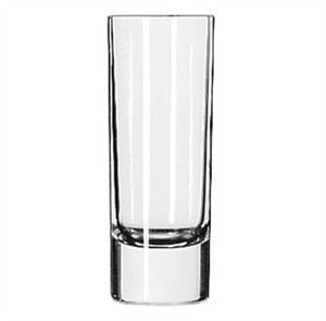 Libbey Glass 1650SR Super Sham Sheer Rim 2-1/2 oz. Tall Cordial Shot Glass