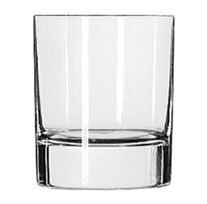 Libbey Glass 1654SR Super Sham Sheer Rim 7 oz. Rocks Glass