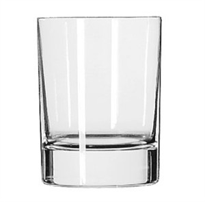 Libbey Super Sham DuraTuff Edge 10-1/2 Oz. Rocks Glass With Sheer Rim
