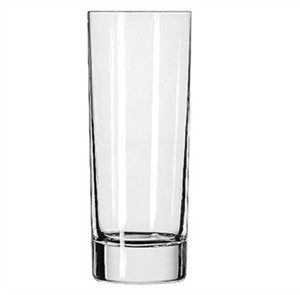 Libbey Glass 1661SR Super Sham Sheer Rim 12 oz. Beverage Glass