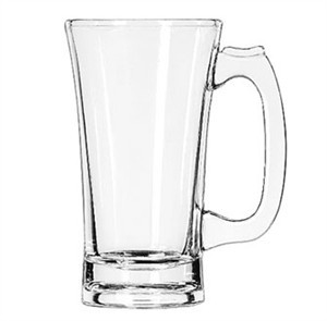 Libbey Glass 5202 Superb 10 oz. Flared Mug