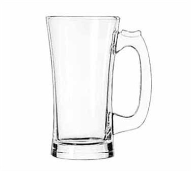 Libbey Glass 5203 Superb 11 oz. Flared Mug
