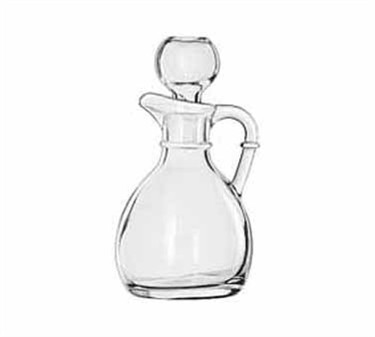 Libbey TableTop 6 Oz. Glass Cruet With Stopper