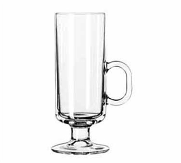Libbey Glass 5292 Irish Glass 8 oz. Coffee Mug