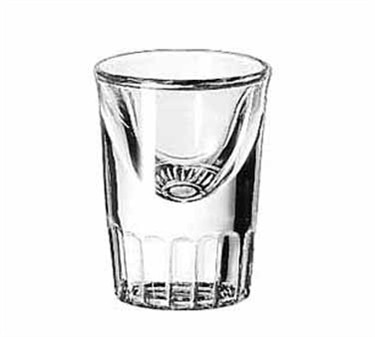 Libbey Glass 5138 Tall Whiskey Shot Glass 1 oz.