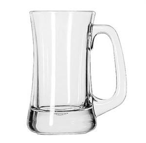 Libbey Glass 5297 12 oz. Scandinavian Beer Mug
