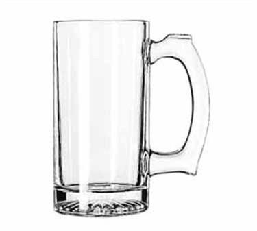 Libbey Glass 5273  12.5 oz. Glass Beer Mug