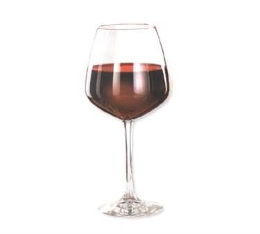 Libbey Glass 7515 Vina 18-1/4 oz. Diamond Balloon Wine Glass