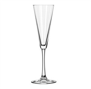 Libbey Glass 7552 Vine 6-1/4 oz. Trumpet Flute Glass