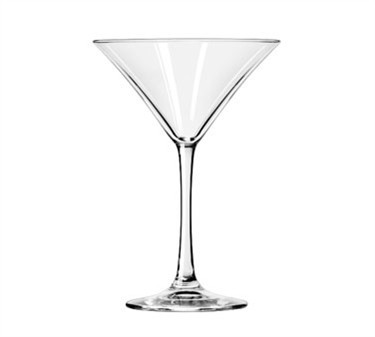 Libbey Glass 7512 Vina 8 oz. Martini Glass