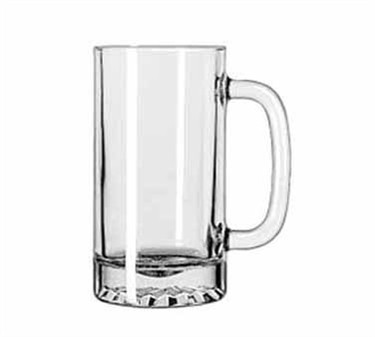 Libbey Glass 5092 16 oz. Starburst Finedge Tankard