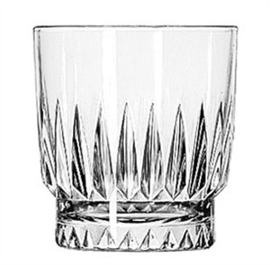 Libbey Glass 15457 Winchester DuraTuff 10 oz. Rocks Glass