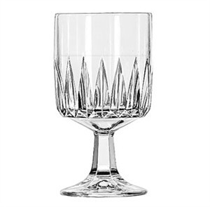 Libbey Glass 15465 Winchester DuraTuff 10-1/2 oz. All-Purpose Goblet