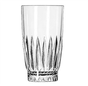 Libbey Glass 15458 Winchester DuraTuff 12-1/2 oz. Rocks Glass