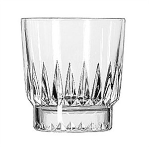 Libbey Glass 15453 Winchester DuraTuff 5-1/2 oz. Rocks Glass