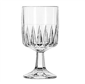 Libbey Glass 15463 Winchester DuraTuff 6-1/2 oz. Wine Glass
