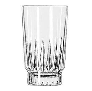 Libbey Glass 15451 Winchester DuraTuff 7 oz. Hi-Ball Glass