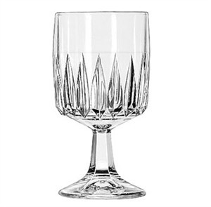 Libbey Glass 15464 Winchester DuraTuff 8-1/2 oz. Wine Glass