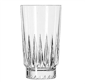Libbey Glass 15456 Winchester DuraTuff 9 oz. Rocks Glass